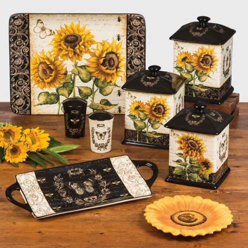 French Sunflowers by Tre Sorelle Studios/Certified International