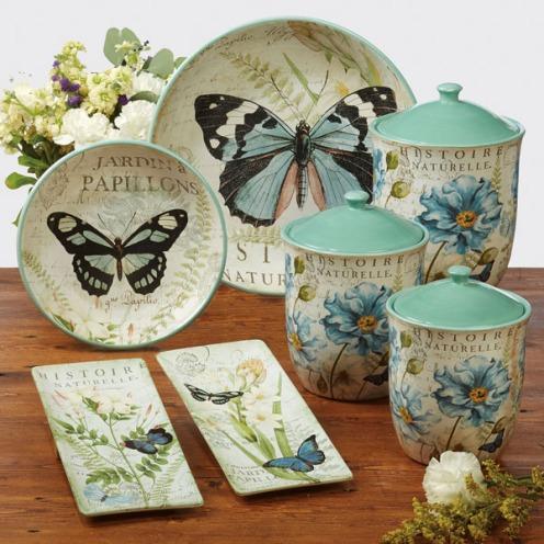 Tuileries Garden Tableware by Tre Sorelle Studios/Certified International