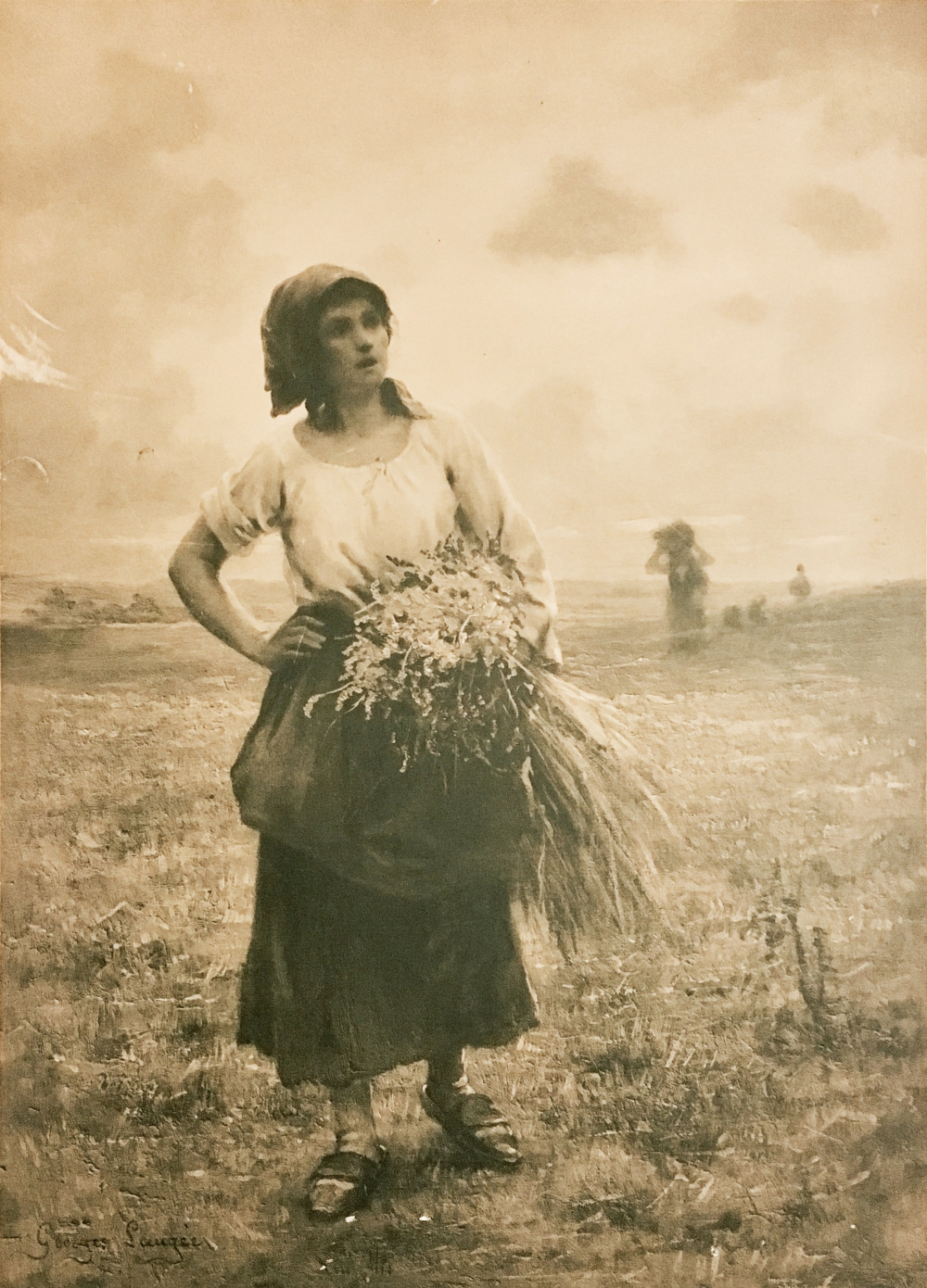 georges-laugee-farm-girl